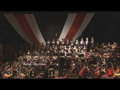 ITB Student Orchestra: Medley Batak