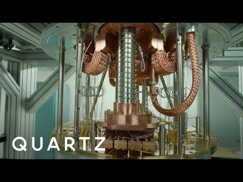 What a quantum computer sounds like