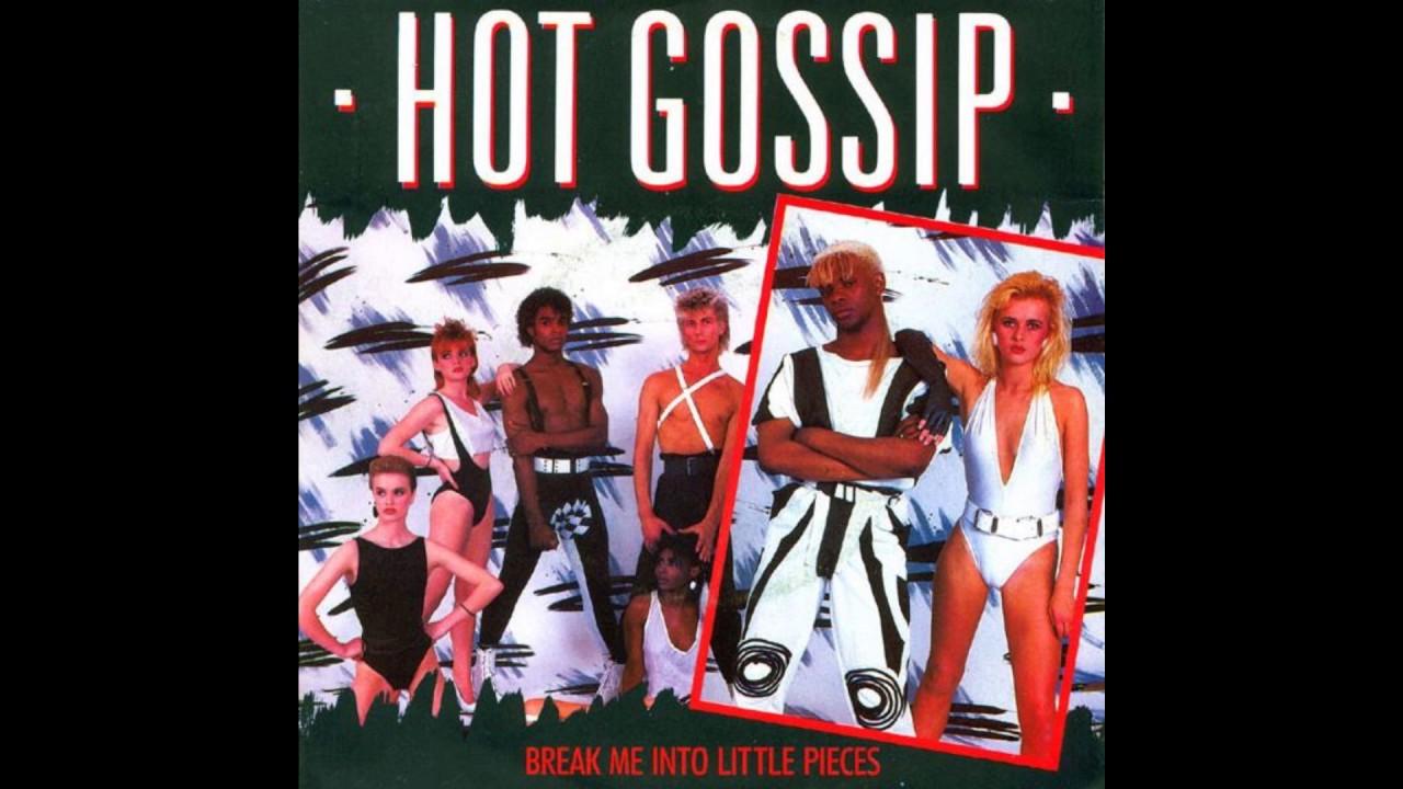 Break me into little pieces - Hot Gossip (アルバム)