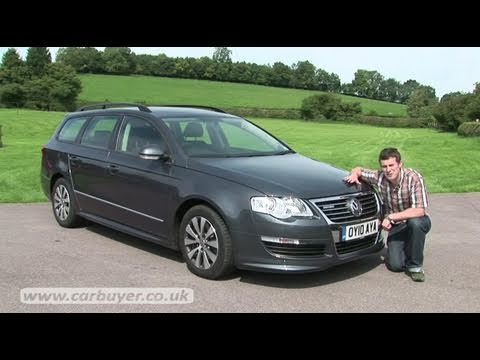 VW Passat review - CarBuyer 2005 - 2011