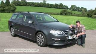 Volkswagen Passat 2005 - 2011 review - CarBuyer