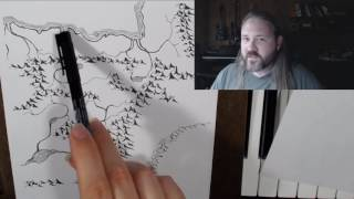 How to Draw a Fantasy Map and Add Beautiful Text to it