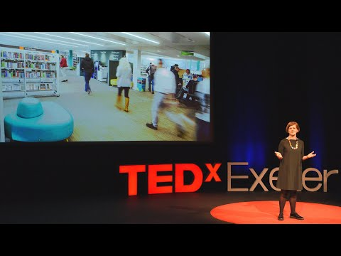 How libraries change lives | Ciara Eastell | TEDxExeter
