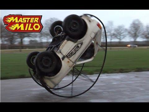 Rolling car! RollGolf 2.0 testdrive