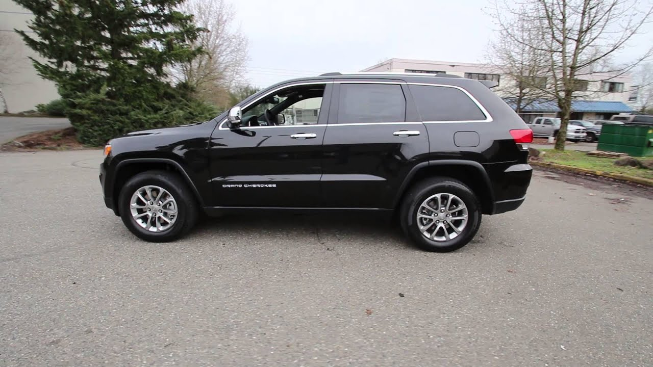 2015 jeep grand cherokee limited brilliant black. Black Bedroom Furniture Sets. Home Design Ideas