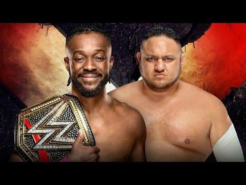 Download WWE Extreme Rules Kofi Kingston VS Samoa Joe for ChampionChip