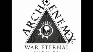 Time Is Black song by Arch Enemy from their latest Album War Eterna...