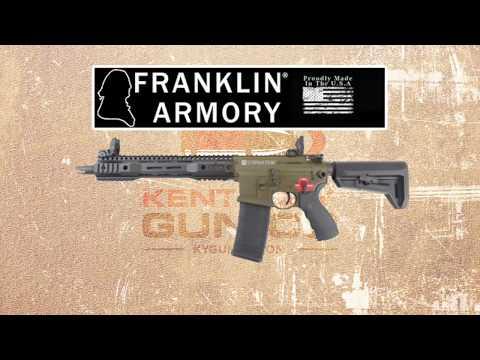 Franklin Armory Reformation NFA Secret Revealed