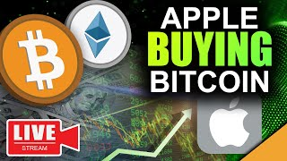 Bitcoin News: Apple Buying BTC & Ethereum (The Path to $1 Million Revealed)