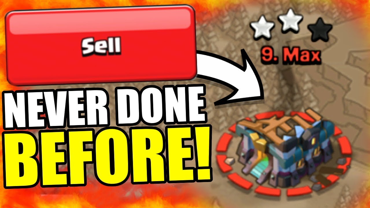 I HAD TO SELL EVERYTHING TO SAVE CLAN WARS!