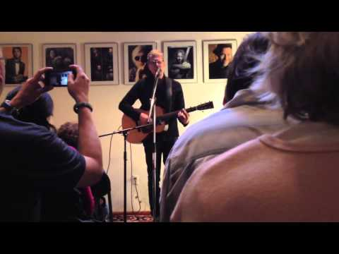 """Without You"" - Gary Louris (6/7/13)"