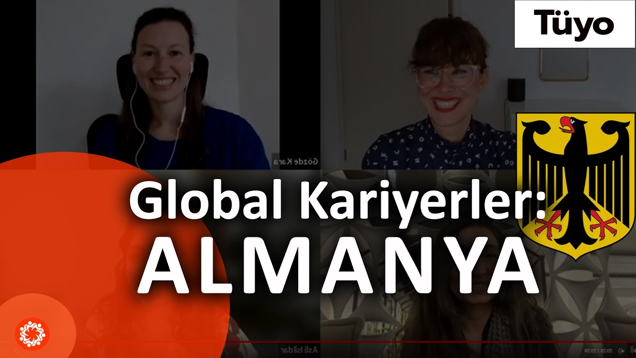 Almanya'ya Uzanan Kariyer Yolculuğu - Pırıl Kadıbeşegil, Gözde Kara & Gamze Gürbüzatik | BinYaprak