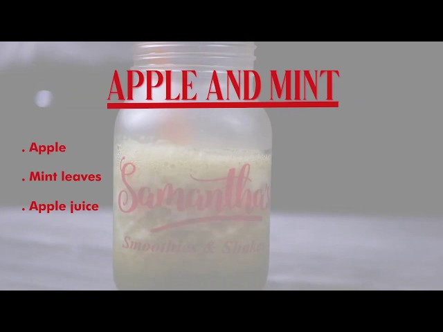 APPLE AND MINT