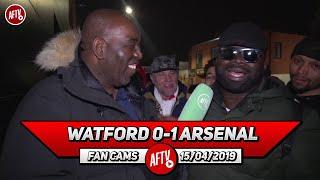Watford 0-1 Arsenal | Captain Koscielny Was SUPERB! (Kelechi In Disguise)