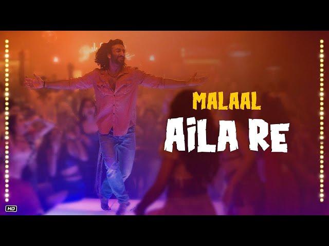 Aila Re Song | Malaal | Sanjay Leela Bhansali | Meezaan | Vishal Dadlani | Shreyas Puranik