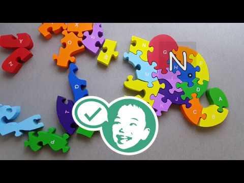學習英文字母A至Z - YouTube