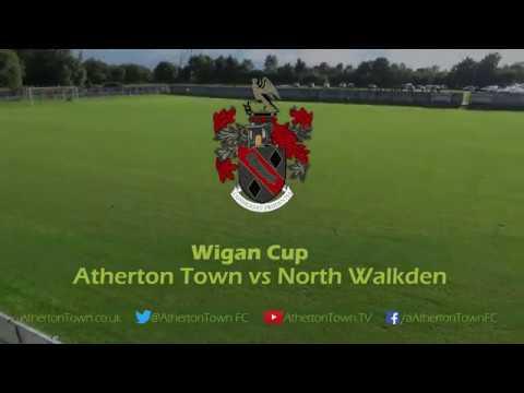 Match Highlights - Town vs North Walkden (Mon 7th August 2017)