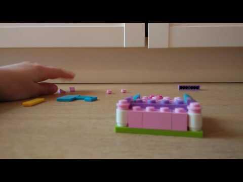 Ich Zeige Euch Wie Man Ein Lego Bett Bauen Kann