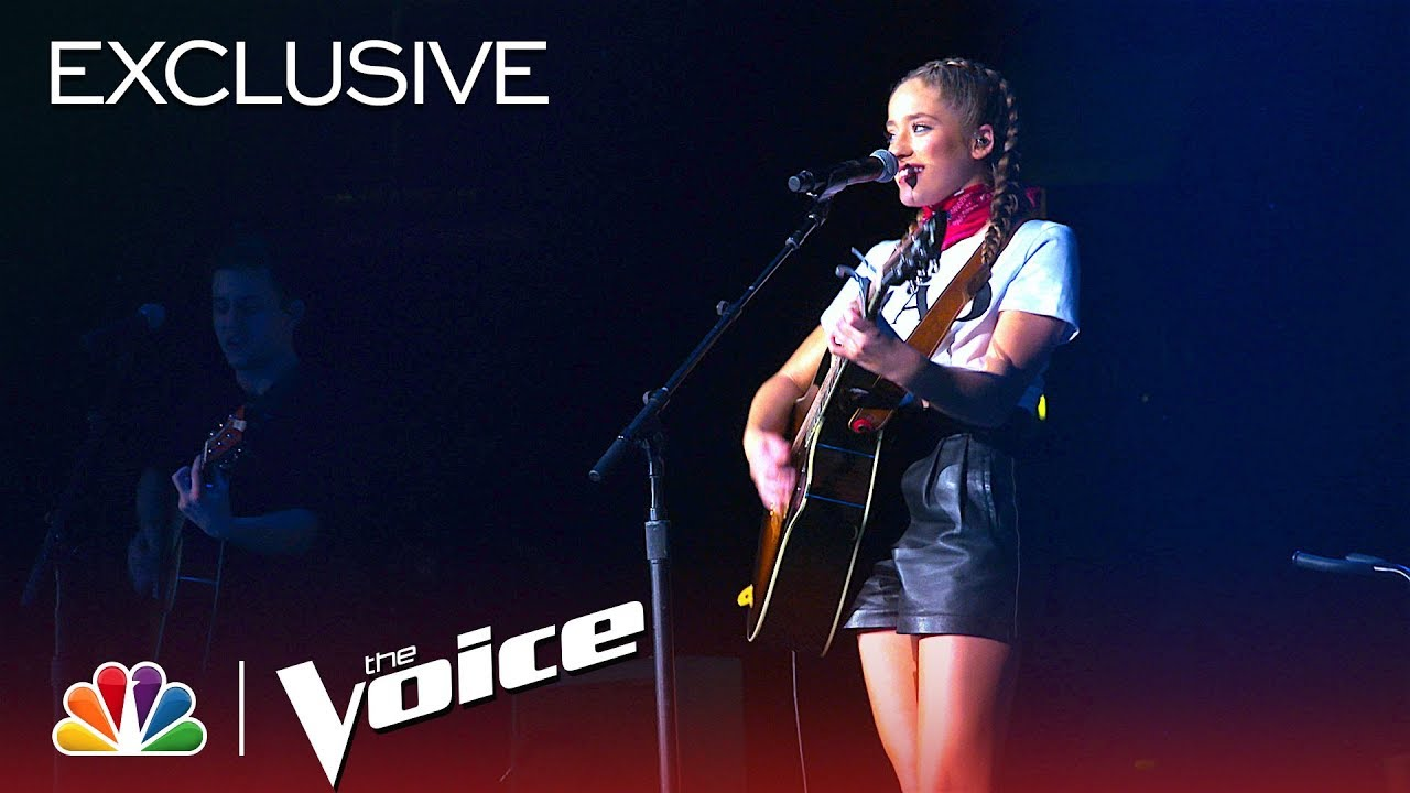 The Voice's Brynn Cartelli Talks New Music - The Voice 2019 (Digital Exclusive)