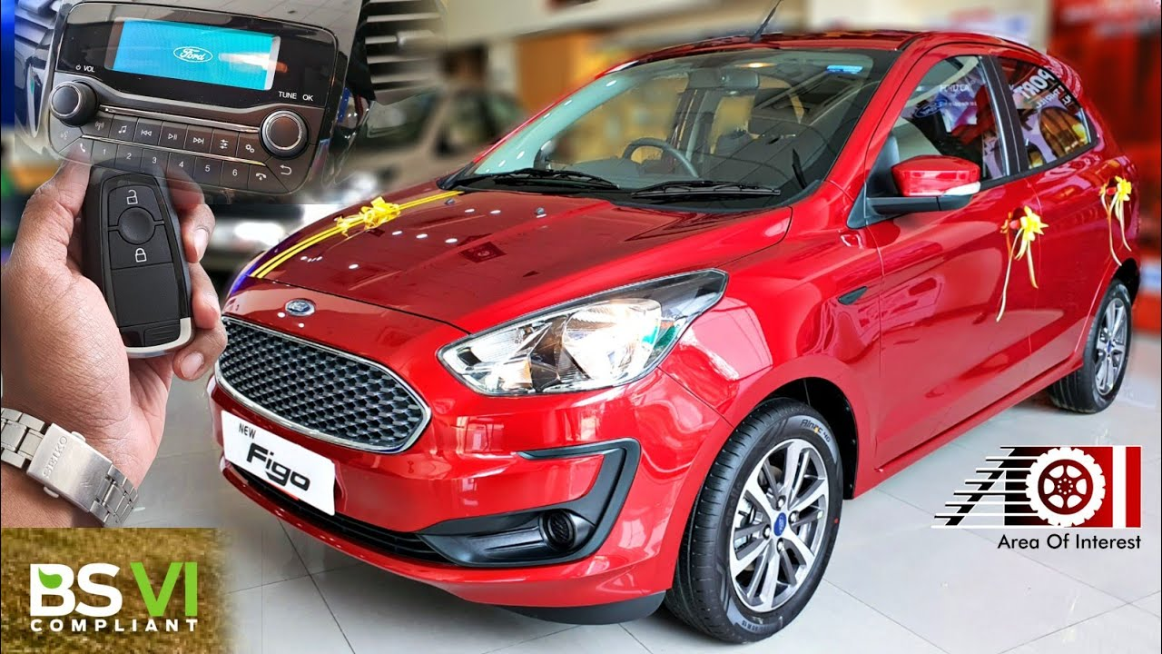 2020 Ford Figo Bs6 2nd Top Model On Road Price List Mileage Interior Features Specs Youtube