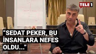 Yılmaz Özdil'den çok konuşulacak 'Peker-AKP' mazisi... | MERCEK (1 HAZİRAN 2021)