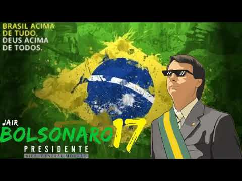 Rei Da Cacimbinha - A Esquerda Se Ferro  Música #Bolsonaro2018