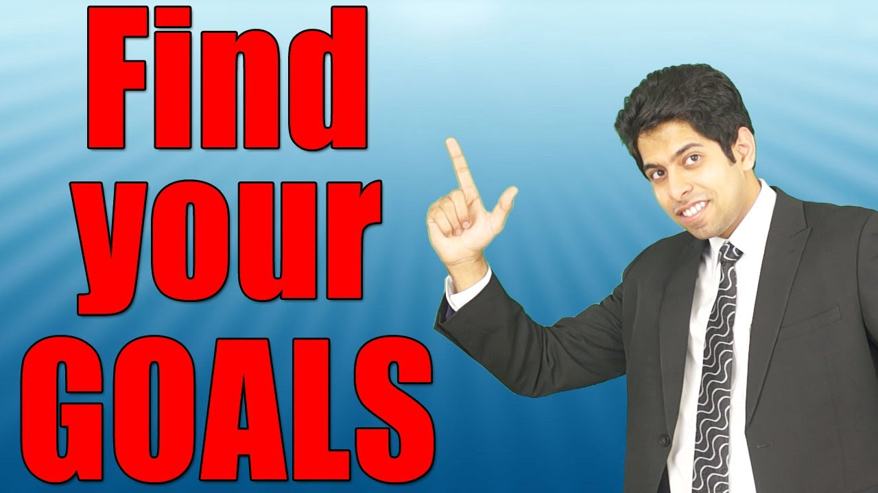 Find your Goals, Purpose and Passion : (Goal Setting Training in Hindi : TDIR - 2)