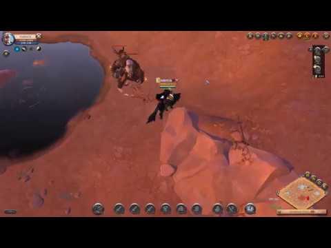 Albion Online Solo Ganking (когти)