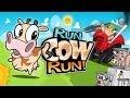 Run Cow Run Android & iPhone / iPad GamePlay