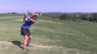 Struggle with Uphill and Downhill Lies with Fairway Woods?
