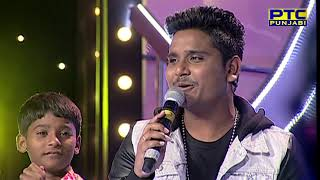 Kamal Khan I Song - Naina I Live Performance at Voice Of Punjab Chhota Champ 2 I Studio-Level-3