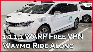 Free VPN: Cloudflare 1.1.1.1 Warp! Best Computer Power Supply, Ride In Waymo Self Driving Car!