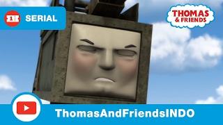 Thomas & Friends Indonesia: Singa dari Sodor - Bagian 3