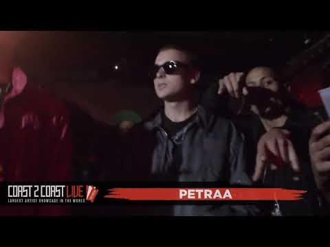 PETRAA (@Petraamusic) Performs at Coast 2 Coast LIVE | Toronto Edition 9/30/17