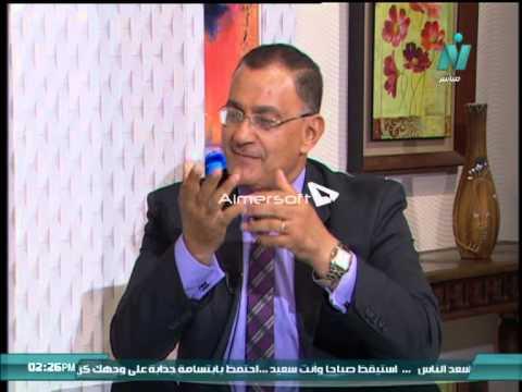 دور التغذية في علاج امراض الجهاز الهضمي - دكتور احمد دياب