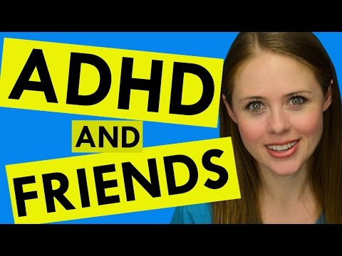 ADHD and Friendships: How to Play the Social Game! - YouTube