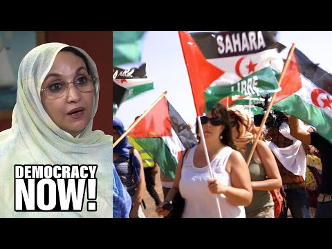 Aminatou Haidar Honored For Decades of Peaceful Resistance in Western Sahara, Africa's Last Colony
