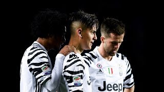 Juventus, Best of 2016/17   Free-kicks: Dybala vs. Pjanic
