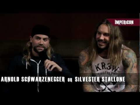25 Questions with As I Lay Dying