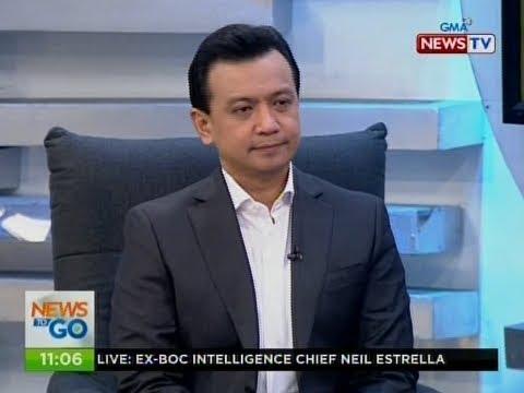NTG: Panayam kay Sen. Antonio Trillanes IV