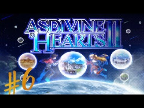 asdivine hearts II ep #6 to the next world!  