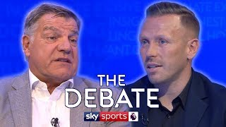 The English Dortmund Wonderkid You NEED To Know! | The Debate with Sam Allardyce and Craig Bellamy