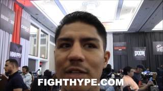 JESSIE VARGAS REVEALS VENUE IS PROBLEM IN KELL BROOK FIGHT; EXPLAINS WHY HE DOESN'T WANT FIGHT IN UK