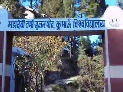 Mahadevi Verma library, Malla Ramgarh, Nainital