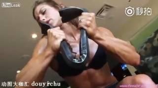 US woman can bend steel rod like man