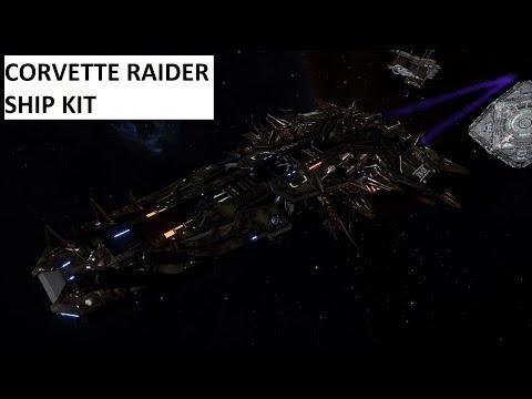 Raider Ship Kit Python Elite Dangerous