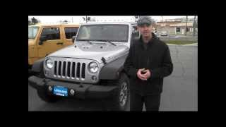 2014 JEEP WRANGLER RUBICON [Complete Review]