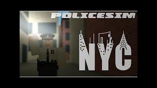 ROBLOX | POLICE SIM | BANK ROBBERY