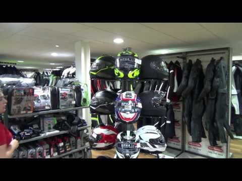 Hein Gericke Outlet Shop Tour