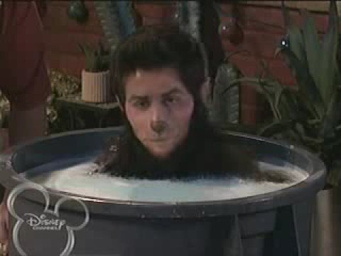 Wizards Of Waverly place  Beware Wolf Part3 HQ
